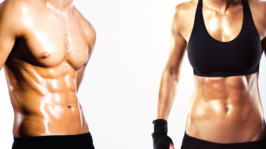 9 Tips for Flat Abs