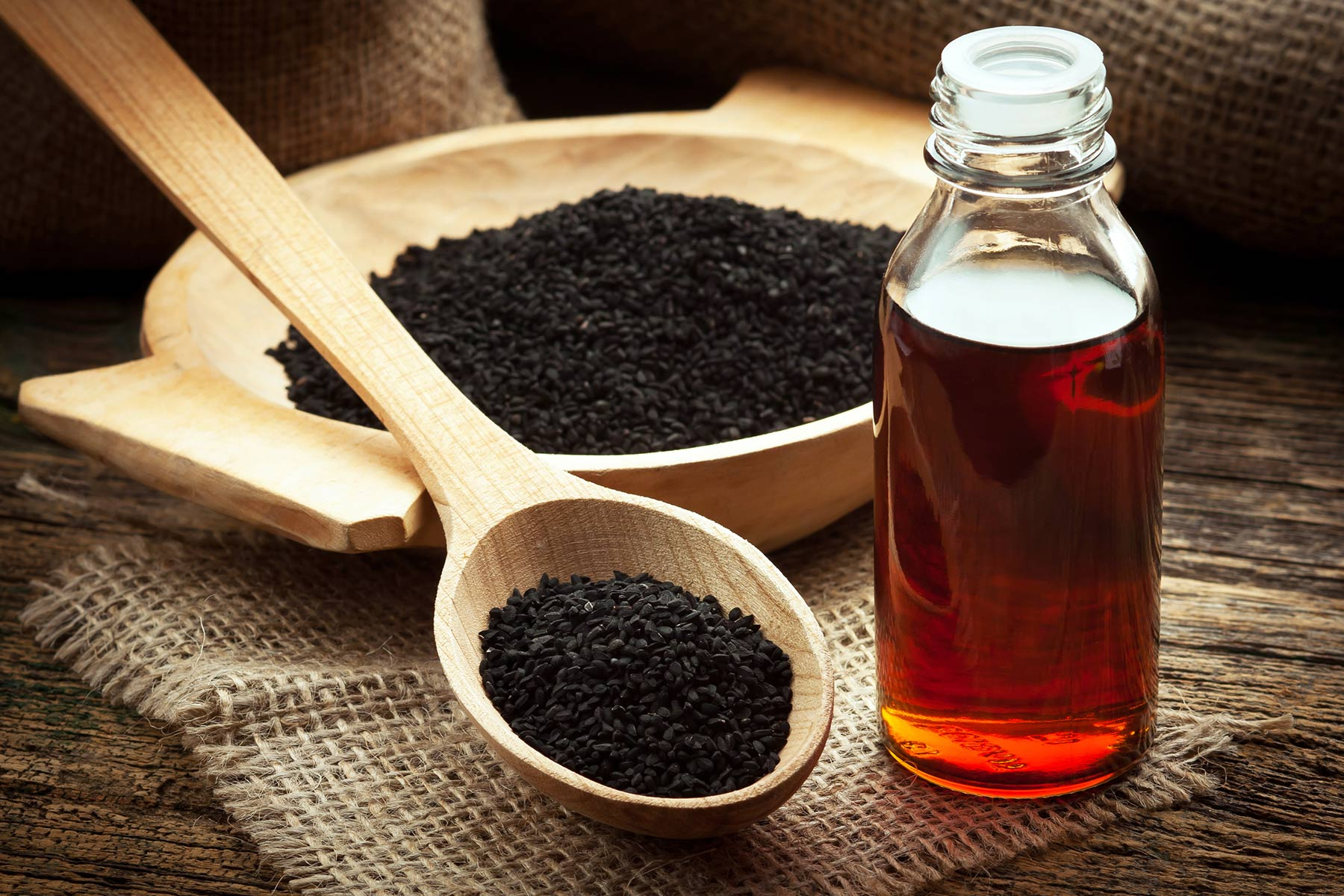 The Health and Beauty Benefits of Black Seed Oil
