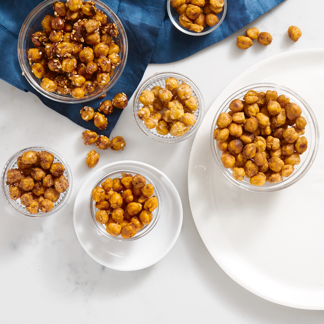 8 Healthy High-Protein Snacks to Help You Power Through the Day
