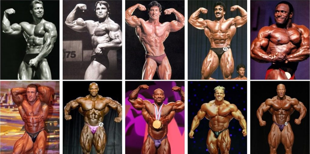 10 Interesting Facts About The Mr. Olympia Competition