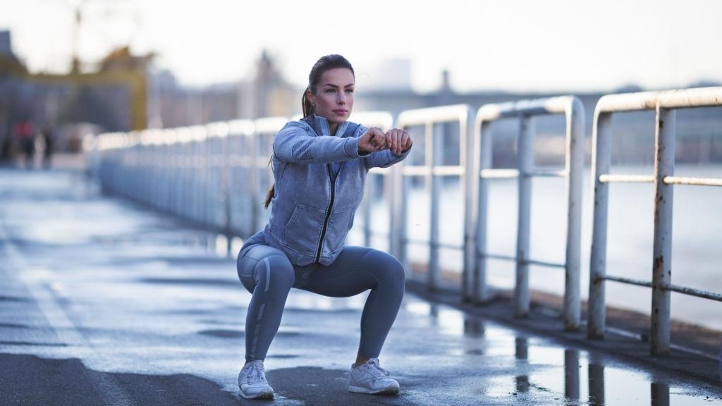 Squats – the proper technique, benefits and variations