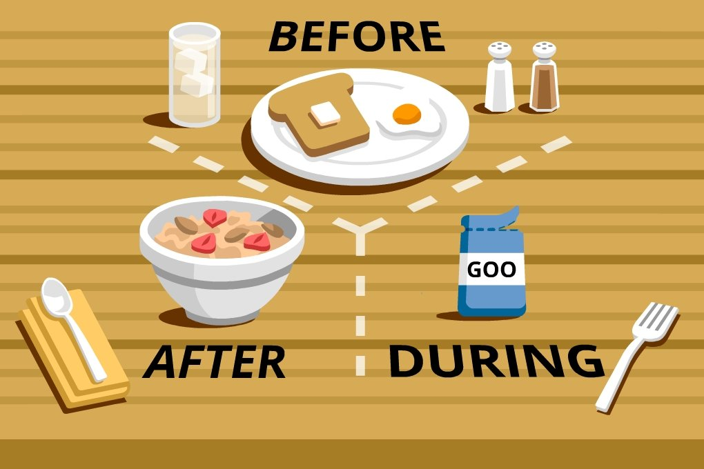 How to Feed a Runner