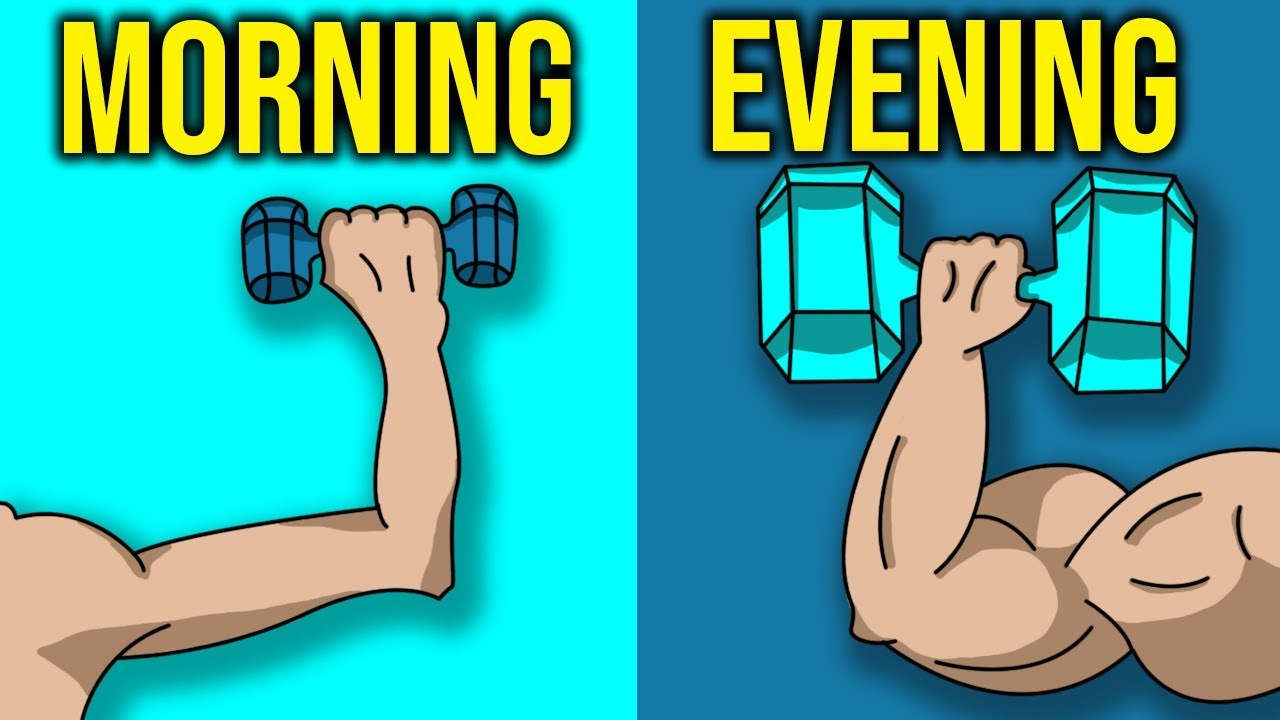 What's the Best Time of Day to Exercise?
