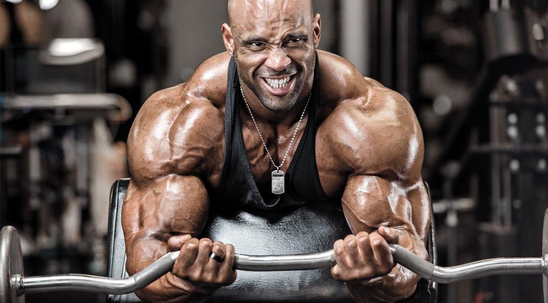 Biceps Blaster for Beginners