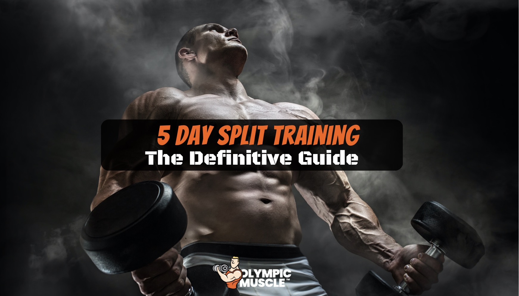 5-Day Workout Routine to Get Ripped | Complete Guide