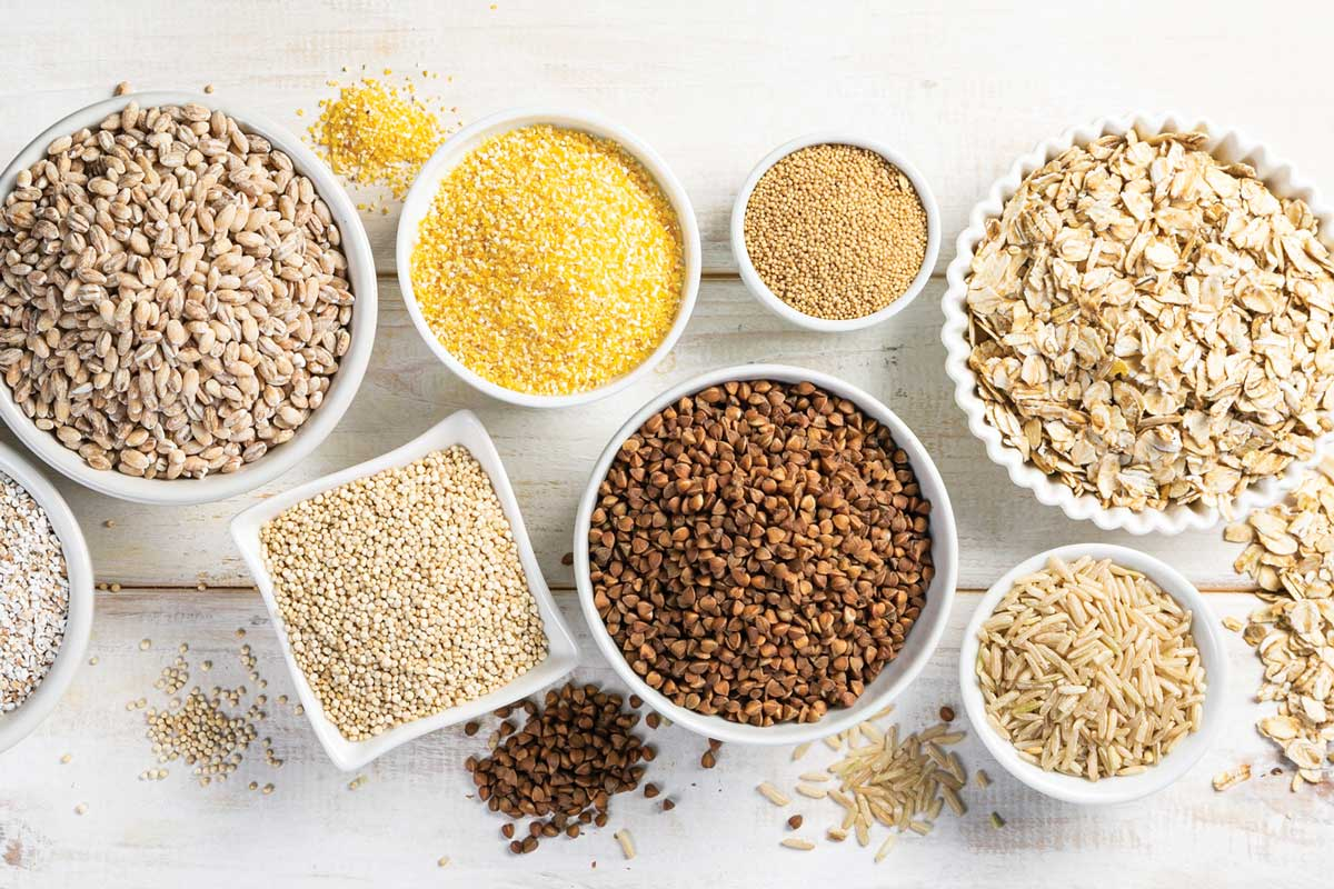 Differences Between Whole Grains and Refined Grains