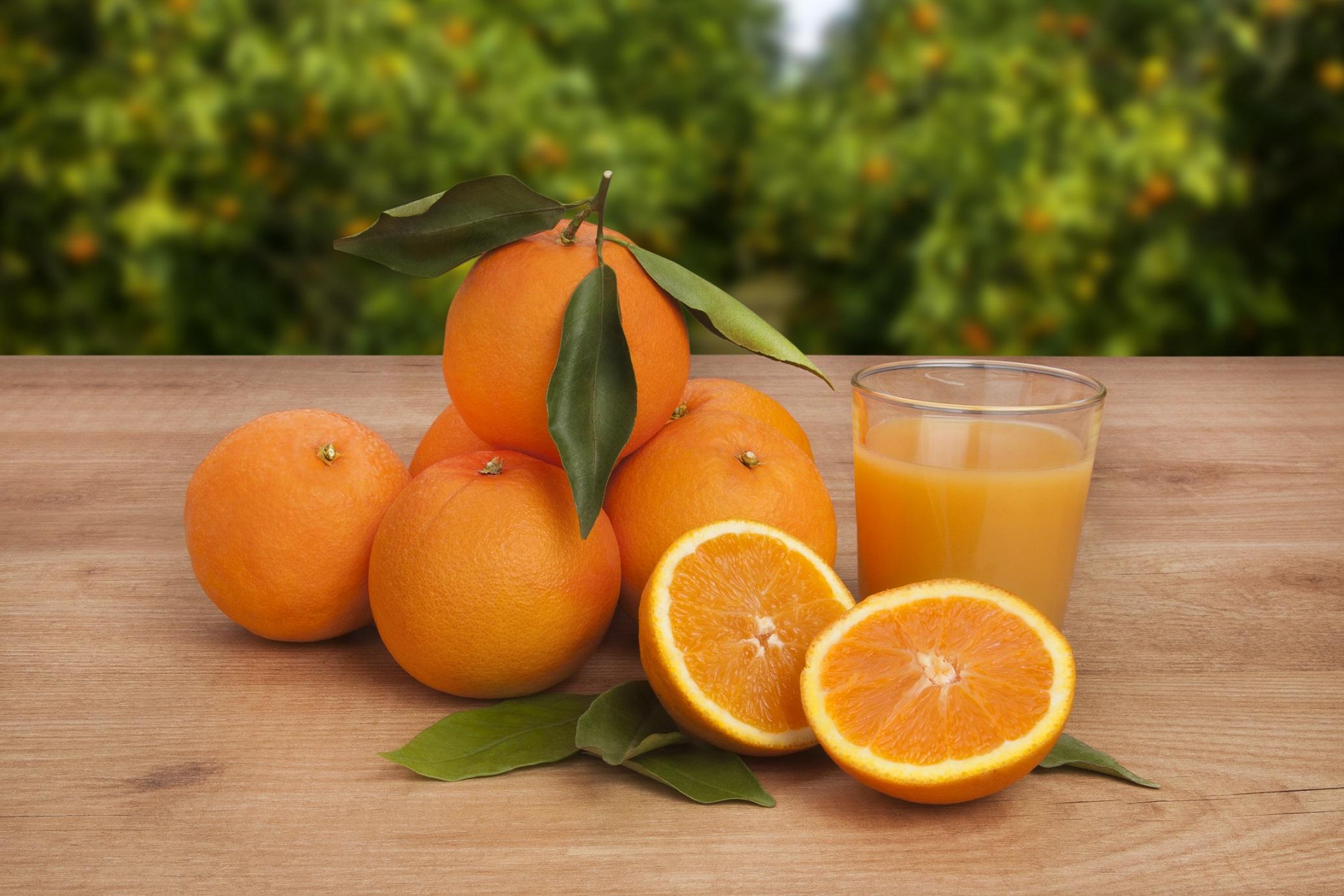 Orange: The Golden Fruit for Good Health