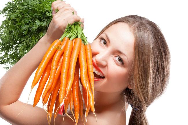 8 Health Benefits of Carrots