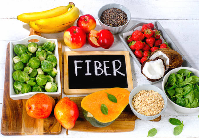 5 fiber-rich fruits in your diet to maintain a healthy weight