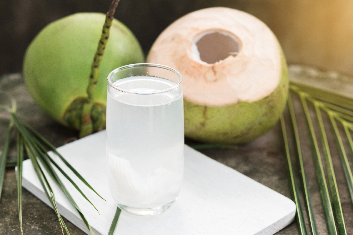 9 Health Benefits of Coconut Water, According to Registered Dietitians