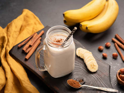 Banana Shake For Weight Gain: Does It Really Work?
