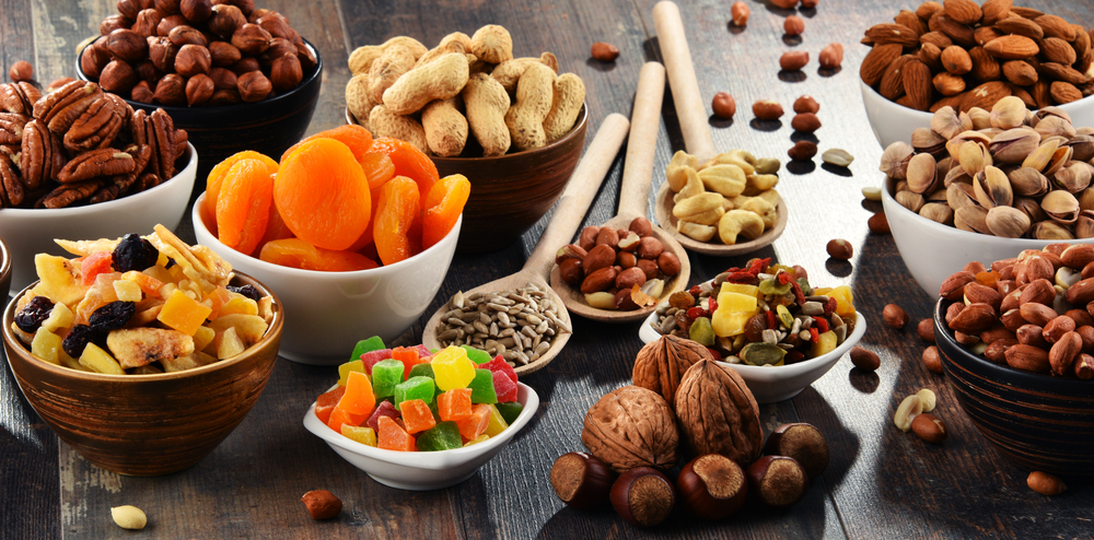 10 Reasons Why Dry Fruits Are A Blessing