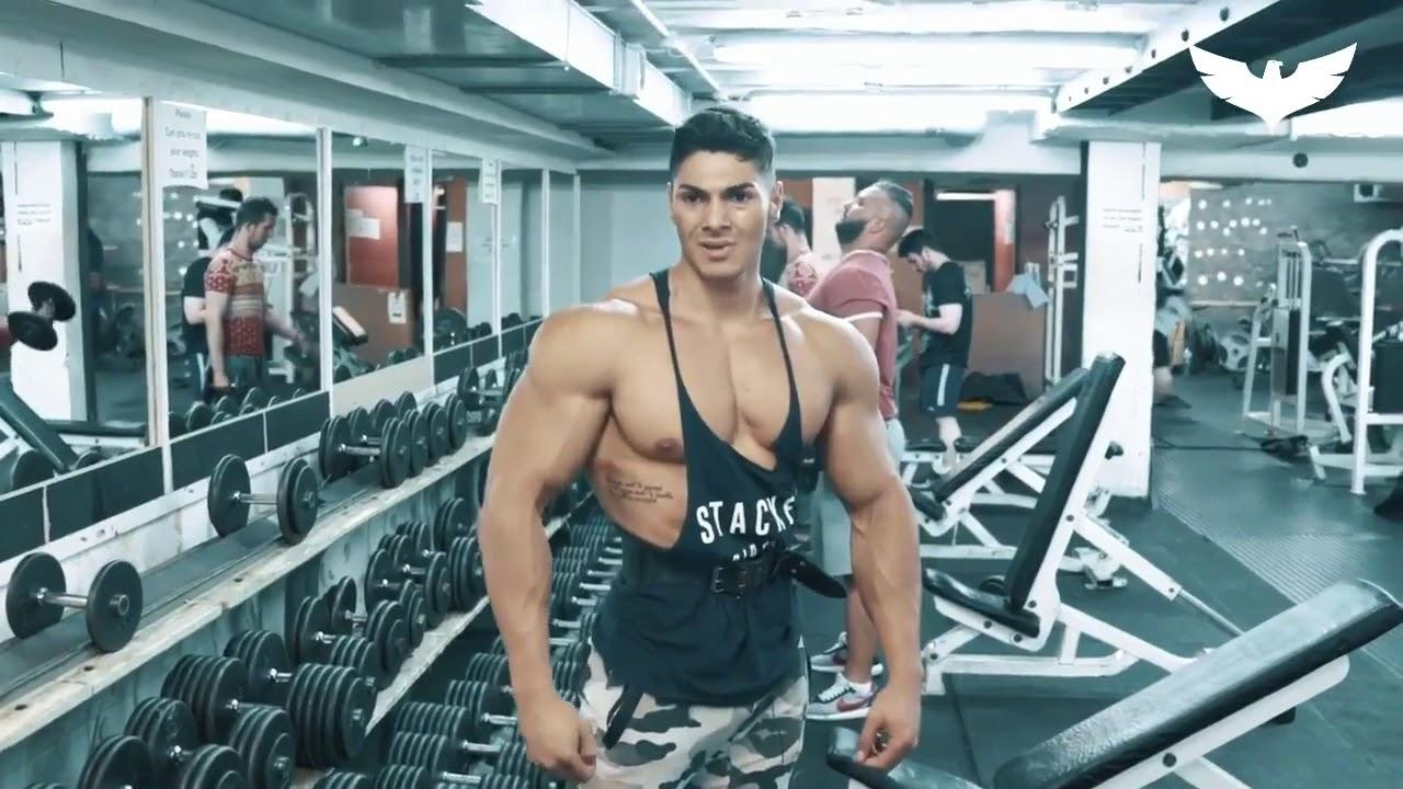 Rising Star: Andrei Deiu Talks and his Workout Routine