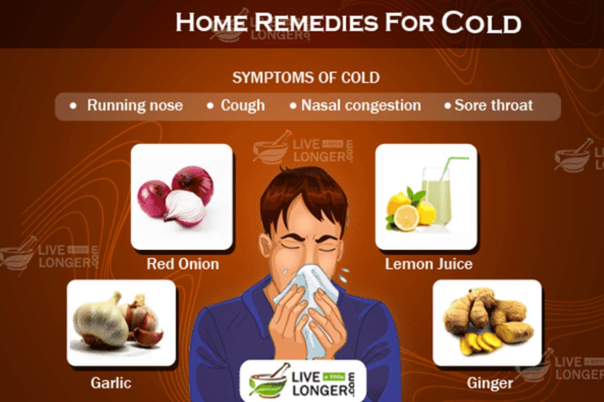 Top 16 Proven Home Remedies For Cold
