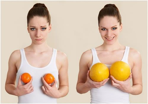 How to Increase Breast Size Naturally?