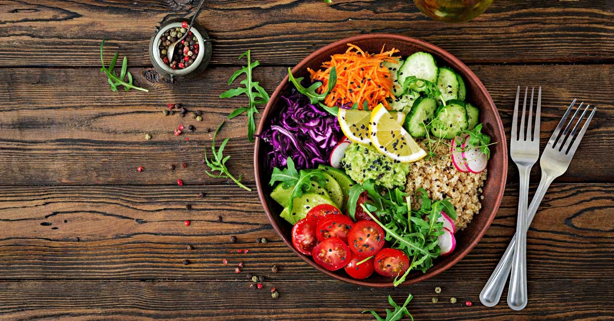 Do plant-based diet provides enough protein?