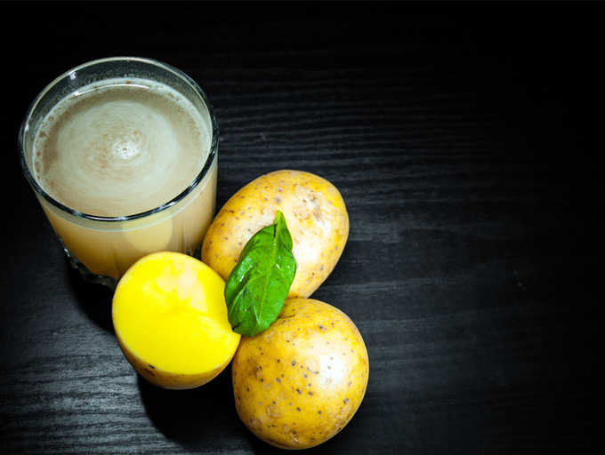 9 reasons why potato juice is good for your skin and health