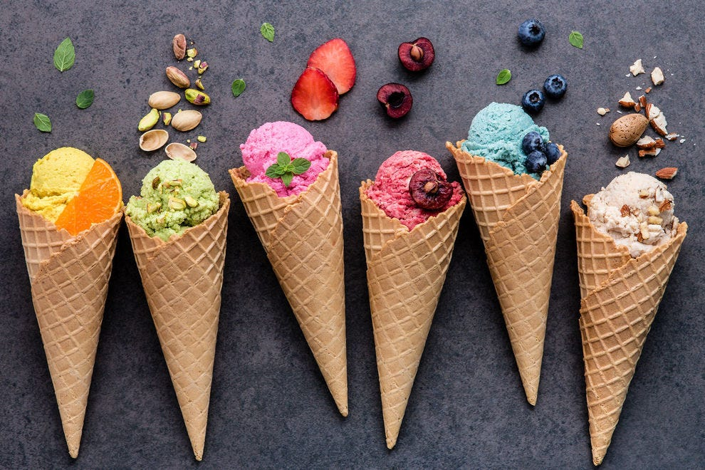 How bad is ice cream for your body