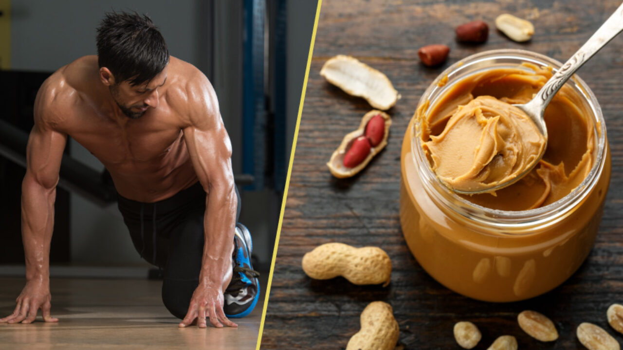 Why peanut butter is so popular among gym going people
