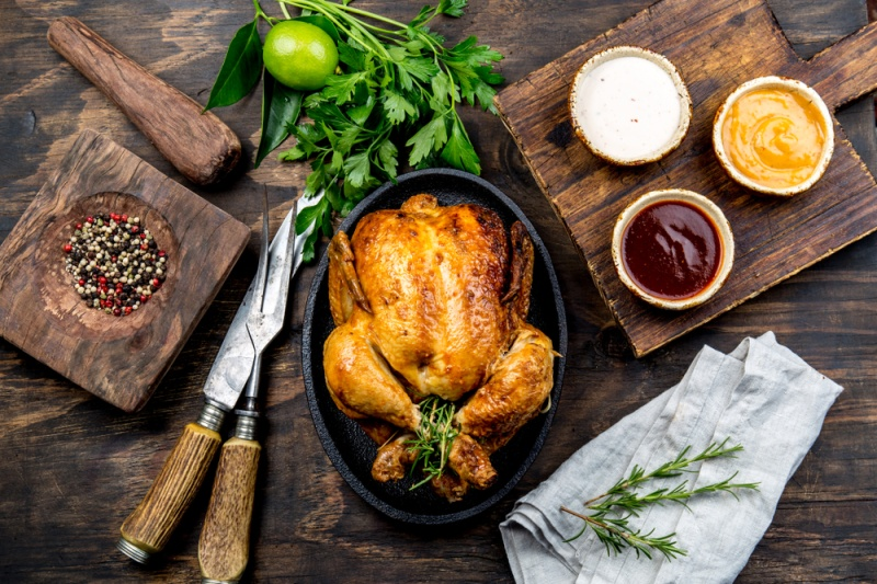 Is Chicken Healthy? Nutrition, Benefits, and Tips