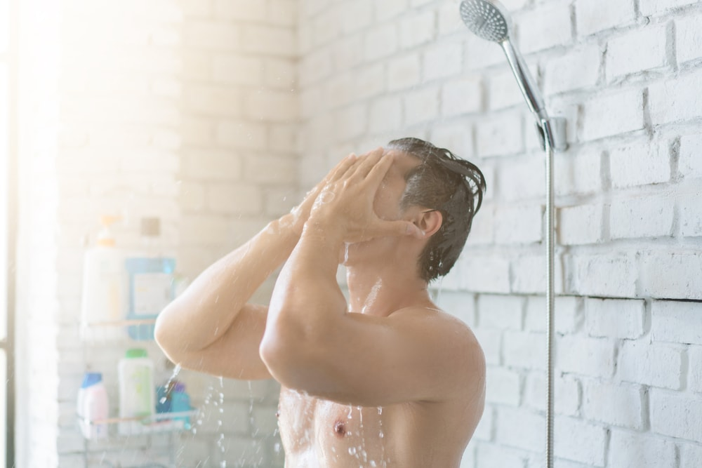 How soon should you shower after a workout?