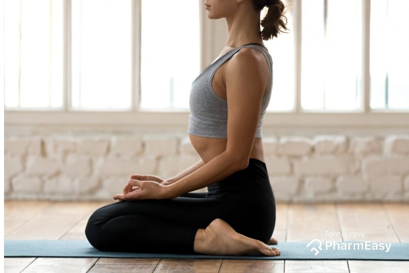 All You Need To Know About Vajrasana Benefits