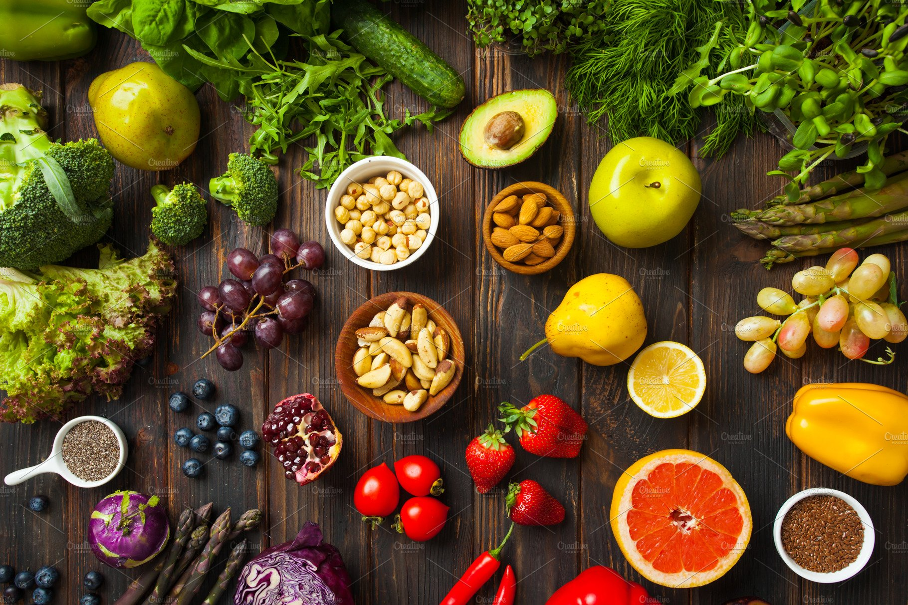 Include These 8 Foods In Your Diet For Longevity
