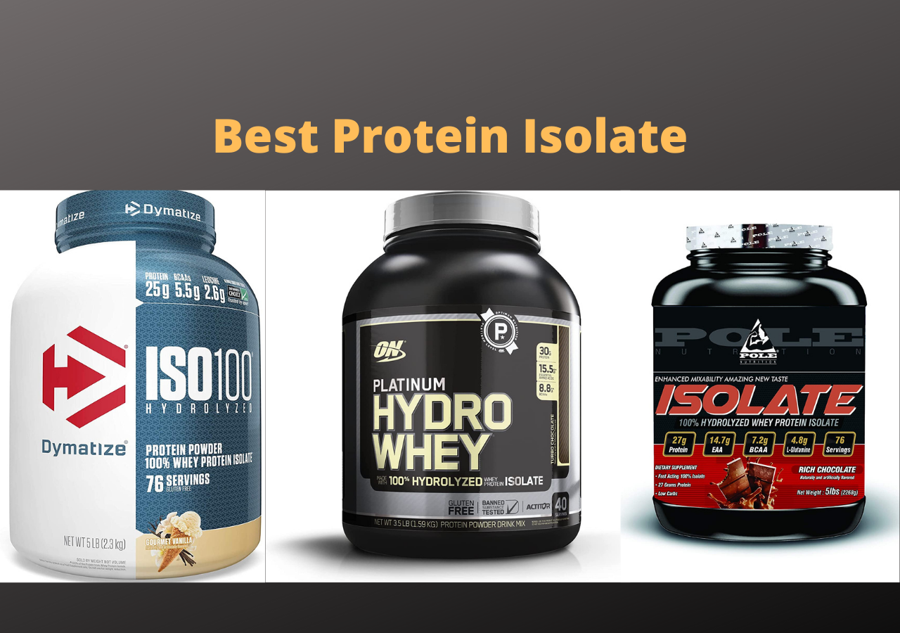 Best Protein To Build Lean Muscle &  Recover Faster After Workout also Lose Some Weight