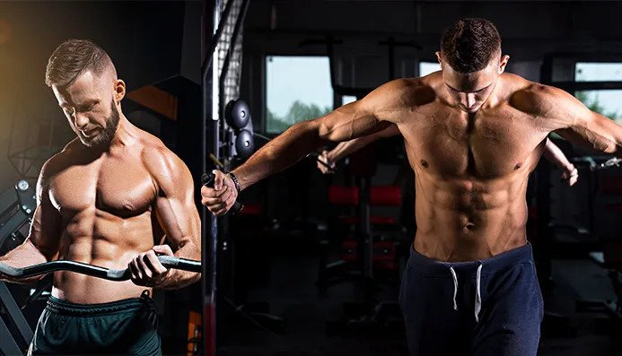Is chest and biceps a good combo ? What is good muscle group to work with chest?
