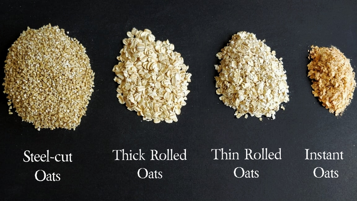 Types of Oats – Which Is The Healthiest One?